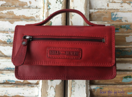 Hill Burry Clutch - 3351 Red