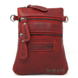 Hill Burry Schoudertas - 3190 Red