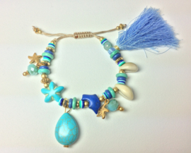 Armband - Nautica Aqua