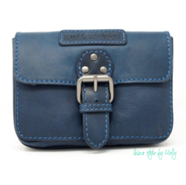 Hill Burry Schoudertas Small - 3280 Blue