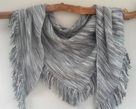 Omslagdoek Kirsten - Grey