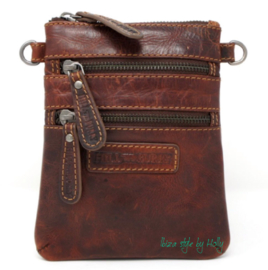 Hill Burry Schoudertas - 3190  Vintage Brown