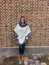 Poncho Maud - Off White
