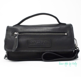 Hill Burry Clutch - 3351 Black