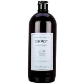 Depot 104 Silver Shampoo 1000ml