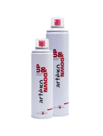 Artègo Up and Down Haarlak 250ml (zonder aerosol gas)