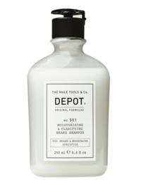 Depot  501 Moisturizing & Clarifying Beard Shampoo