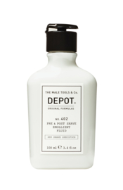 DEPOT  402 Pre & Post Shave Fluid