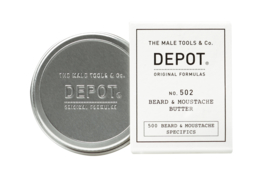 DEPOT  502 Beard & Moustache Butter
