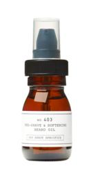 DEPOT 403 Pre-Shave  & Softening Beard Oil