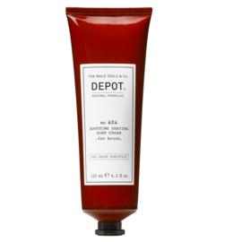 DEPOT  404 Shaving Soap Cream  (for brush)