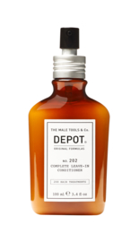 DEPOT  202 Complete Leave-IN Conditioner