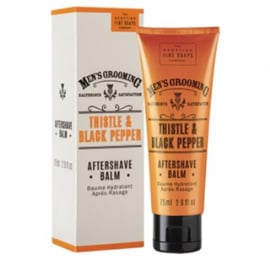 THISTLE & BLACK PEPPER AFTERSHAVE BALM BALSEM 75ml