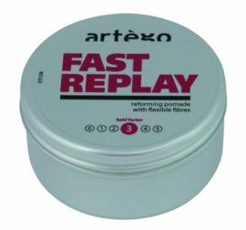 Artègo Fast Replay Flexibele pomade