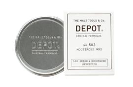 DEPOT 503 Moustache Wax