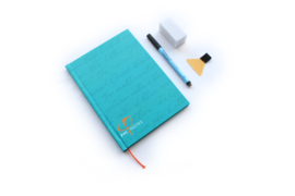PHI Notes hardback  - Blue