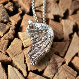 Zilveren Engelvleugel