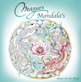 Masja's Mandala's (kleurboek)
