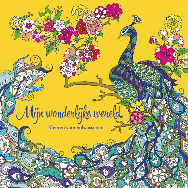 My wondrous world Part4 (Dutch edition)