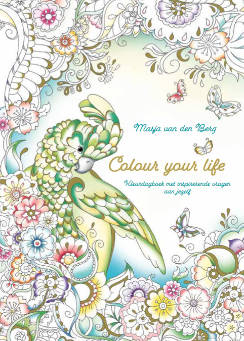 Colour your life (Dagboek/bullet journal)