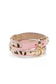 Hundehalsband Wild Romance 11 Leder Halsband