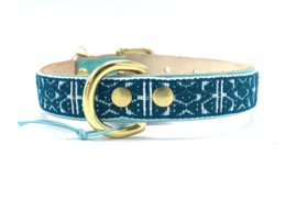 HANDCRAFTED LEATHER DOG COLLAR JAPAN #2