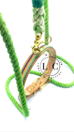 HANDCRAFTED DOG COLLAR | MOTHER EARTH