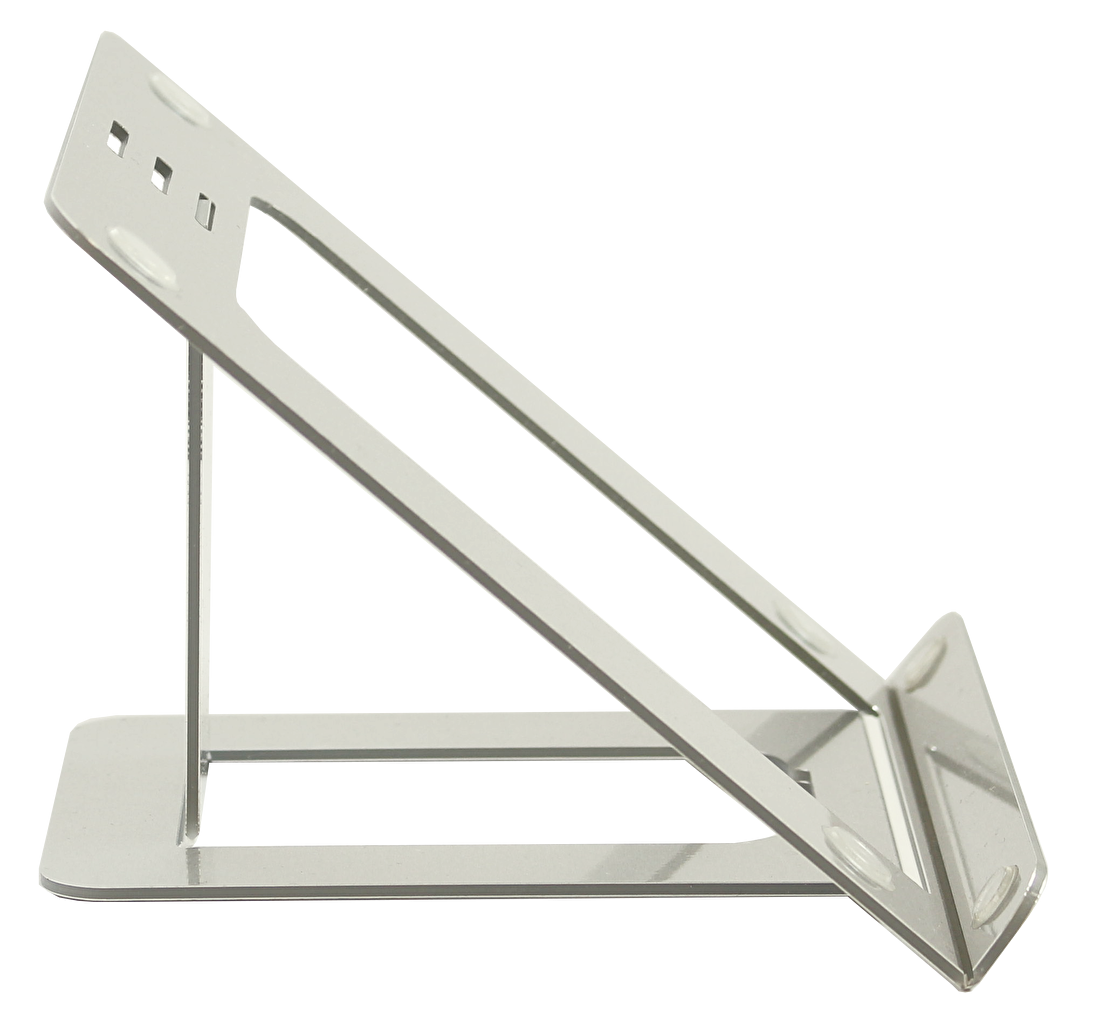 OviStand laptop stand by Ovilli has 6 siliconebumpers keep your laptop and tablet firm on the stand