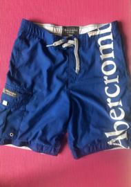 Abercrombie & Fitch Zwembroek Blauw