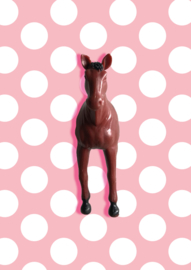 Horse (front)wall hook