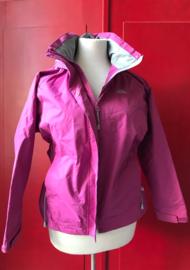 Wild Weather short Anorak in Pink