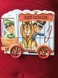 Vintage boekjes op wieltjes No.5 Het Circus