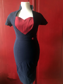 I love you dress Pinup Couture