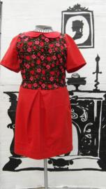 40s Mini Dress Cynthia