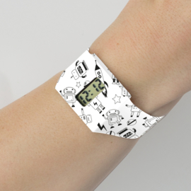 PaperWatch Roboto