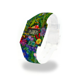 PaperWatch Wild Flower