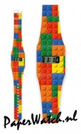 PaperWatch Lego