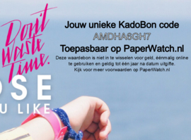PaperWatch KADOBON
