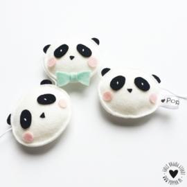 decoratieslinger panda