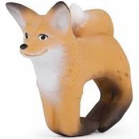 Oli & Carol Rob the fox