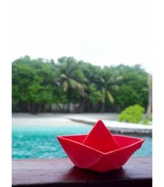 Origami boot Oli & Carol