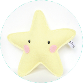 rammelaar ster zachtgeel