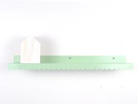 Wandplank Eina Design mint 50 cm