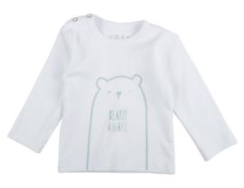 "T-shirt ""Bearly awake"""