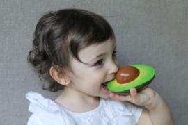 Oli & Carol Arnold the Avocado bijtspeeltje