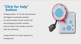 GPS tracker & communicator