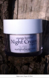 Nightcream | Argan Oil 50ml
