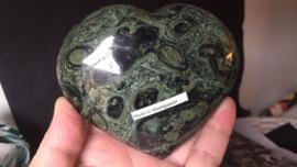 Kambaba uit Madagascar ( sjamanensteen) hart