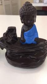 Back Flow Brander  Boeddha