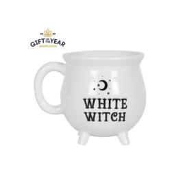 Mok White Witch  Cauldron